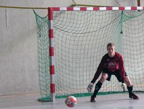 Futsal-Torwart